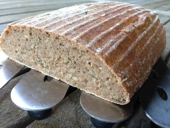 Chlebík s medvedim cesnakom